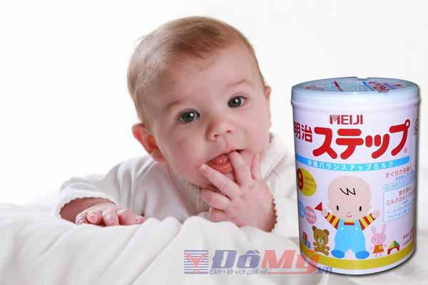 Sữa Meiji số 9, 820g (9 tháng đến 3 tuổi) - Nhật