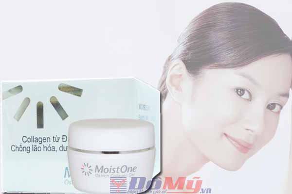 Collagen đà điểu Moistone - Nhật Bản