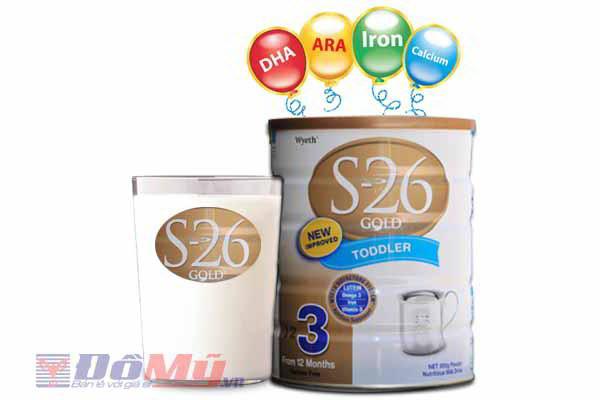 Sữa S26 gold 3 900g ( Úc )