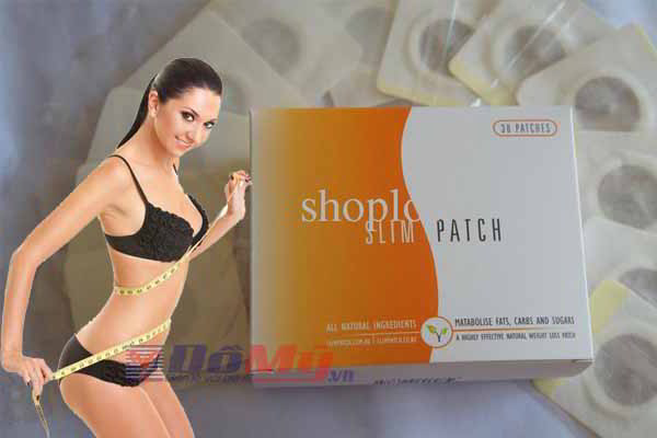 DEAL Miếng dán tan mỡ Slim Patch: 9413