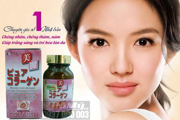 6 Sản Phẩm Collagen Làm Đẹp Da Tốt Nhất Trên Thị Trường