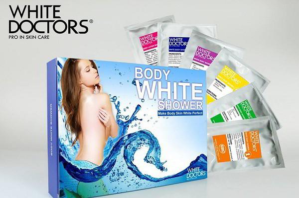 Đánh giá Kem Tắm Trắng White Doctors có tốt không?