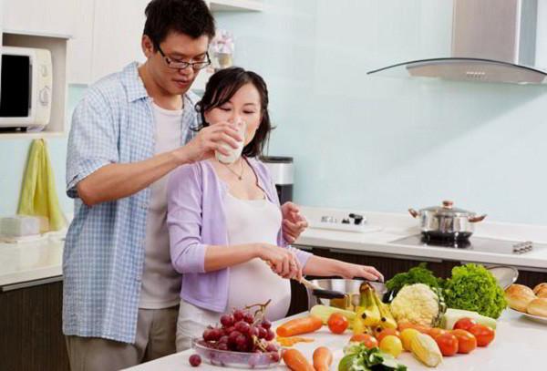Mang Thai Nên Ăn Gì Để Con Thông Minh Nhất