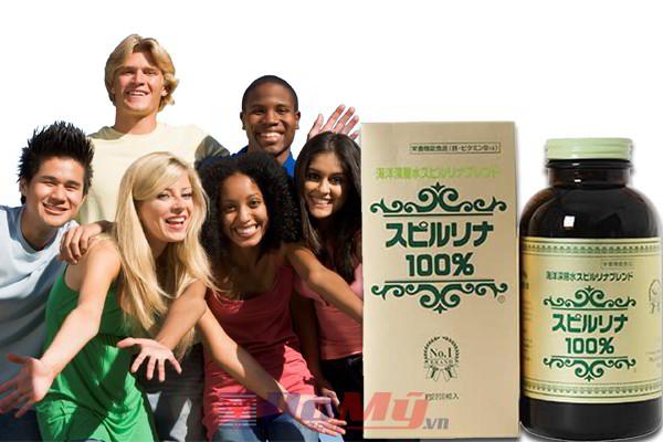 Bổ sung tảo biển Nhật Spirulina giúp bạn tăng cân an toàn