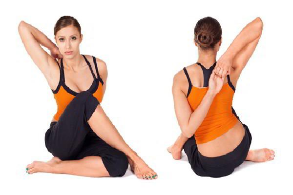 Bài tập yoga tăng vòng 1 từ đơn giản đến nâng cao