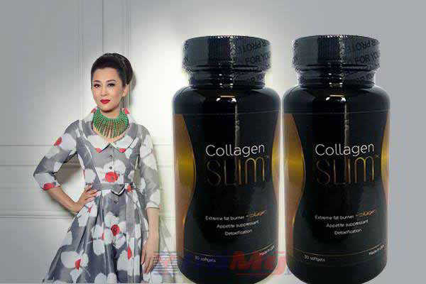 Viên uống Collagen Slim hỗ trợ giảm cân