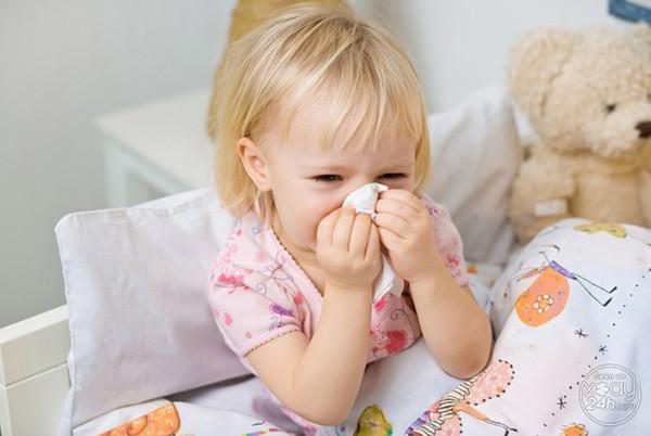 Những phương pháp chữa nghẹt mũi cho trẻ sơ sinh cực hiệu quả và an toàn