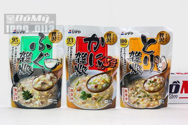 Cháo dinh dưỡng ăn liền Shimaya