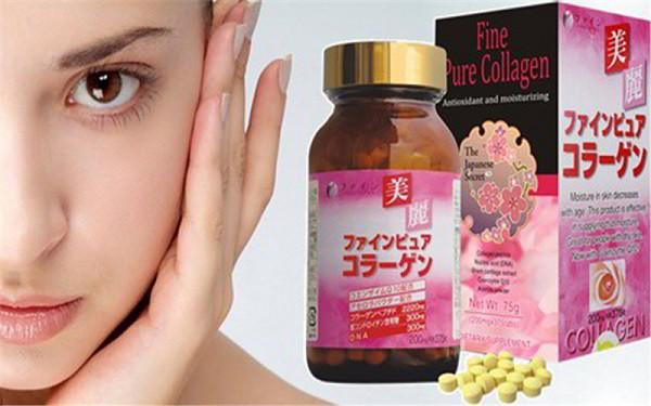 collagen shiseido chính hãng của nhật
