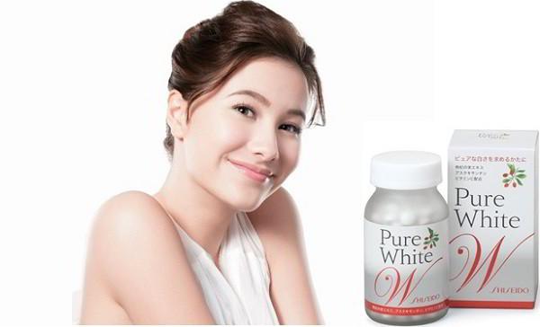 collagen shiseido nhật bản