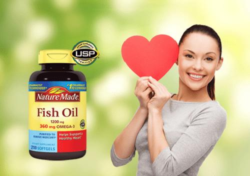 DẦU CÁ OMEGA 3 FISH OIL CÓ TÁC DỤNG GÌ CHO SỨC KHỎE CỦA BẠN?
