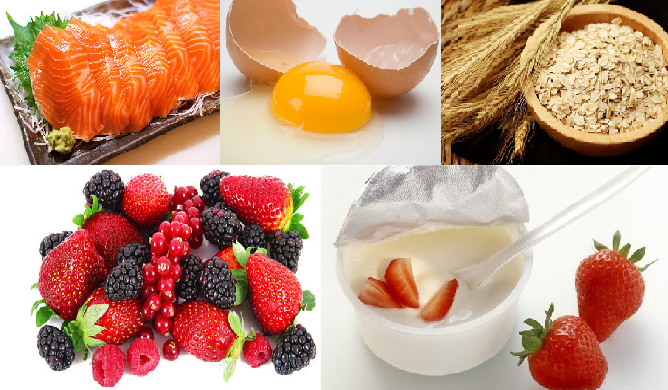 Tăng cường trí nhớ với việc sử dụng đều đặn những loại thực phẩm bổ não