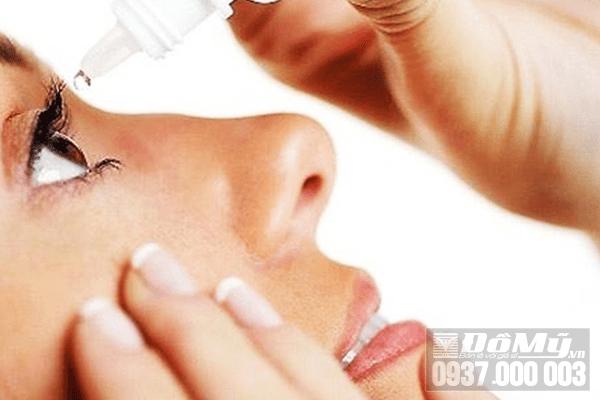 Thuốc nhỏ mắt dành cho bà bầu