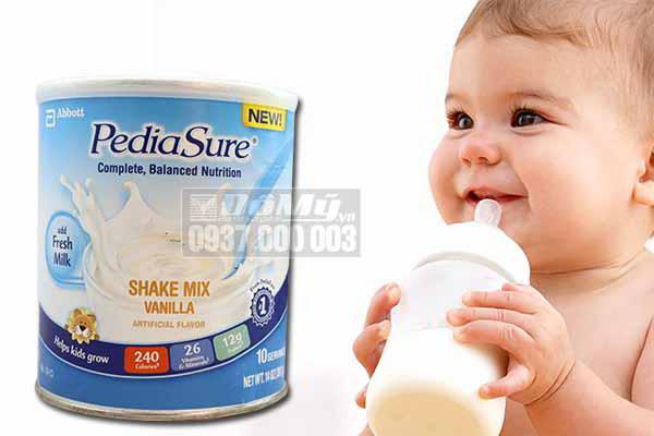 Hướng dẫn cách phân biệt sữa Pediasure thật và giả đơn giản