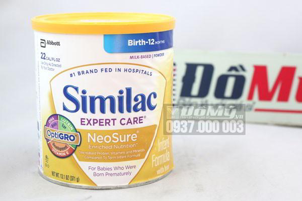 Dùng sữa similac 2 có tốt không
