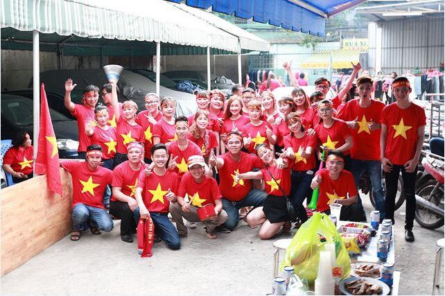 Hòa vào nhịp đập đội tuyển bóng đá U23 Việt Nam