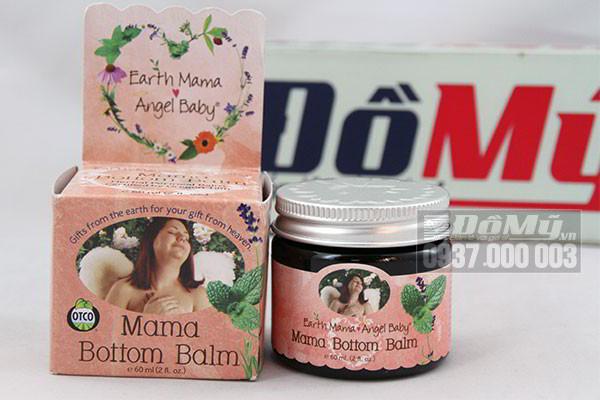 Kem giảm đau sau sinh Earth Mama Angel Baby Mama Bottom Balm 60ml của Mỹ