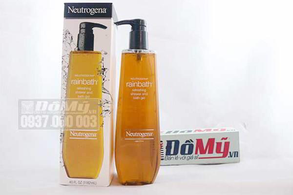 Sữa tắm Neutrogena Rainbath của Mỹ loại 1182ml