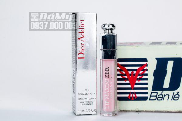 Son dưỡng có màu Dior Addict Lip Glow Backstage Pros Color Reviver Balm của Pháp