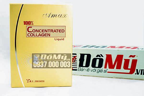 Tinh chất ngăn ngừa lão hóa làn da collagen Amax của Úc