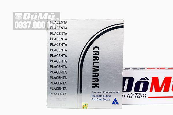 Nhau thai cừu trị nám, tàn nhang của Úc Carlmark Bio Nano Concentrated Placenta Liquid