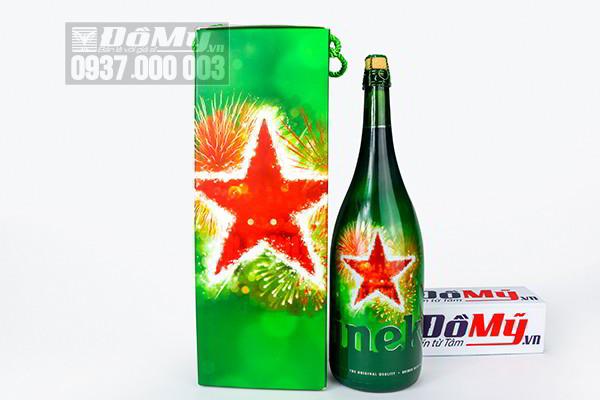 Bia Heineken Magnum 1.5 lít phiên bản giới hạn 2018 Hà Lan