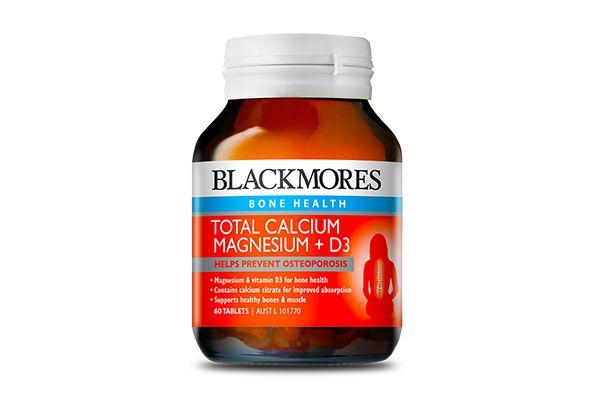 Viên uống bổ khớp Blackmores Total Calcium Magnesium + D3 125 Viên