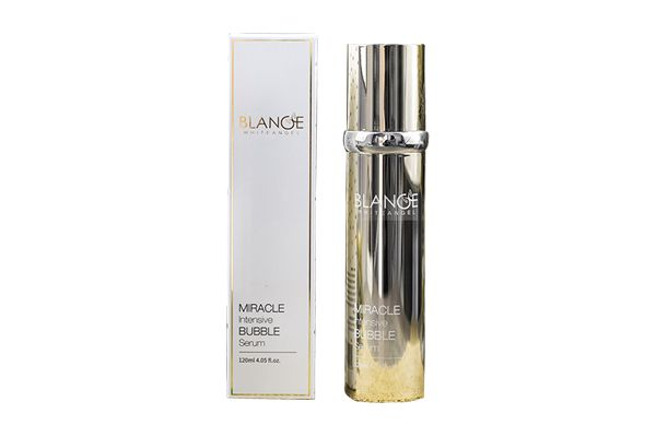 Serum sủi bọt Blance Whiteangel Miracle Intensive Bubble 120ml