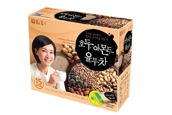 Bột ngũ cốc dinh dưỡng Damtuh 15 gói của Hàn Quốc