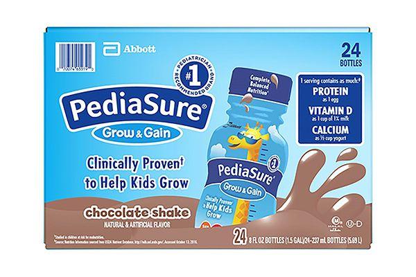 Sữa Pediasure nước 237ml hương chocolate (24 chai)