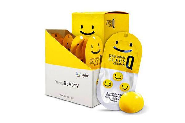 Kẹo Giải Rượu Ready Q Chew Hàn Quốc (hộp 10 gói)