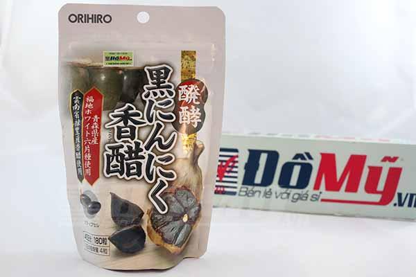 Tỏi đen Orihiro 180 viên của Nhật Bản