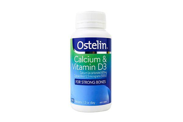 Viên uống bổ sung vitamin D & Calcium Ostelin của Úc