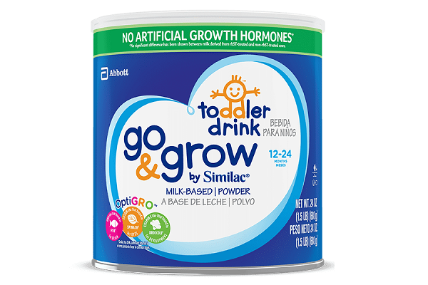 SỮA SIMILAC GO & GROW 680g DÀNH CHO TRẺ TỪ 12-24 THÁNG TUỔI– NHẬP TỪ MỸ