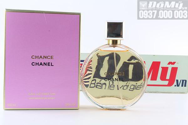 Nước hoa Chanel Chance Eau De Parfum 100ml