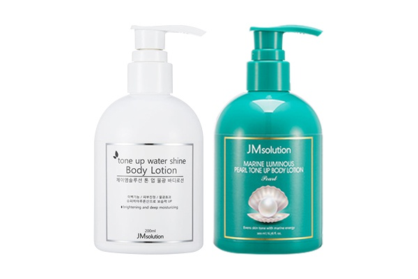 Dưỡng trắng da JMsolution Marine Luminous Pearl Tone Up Body Lotion