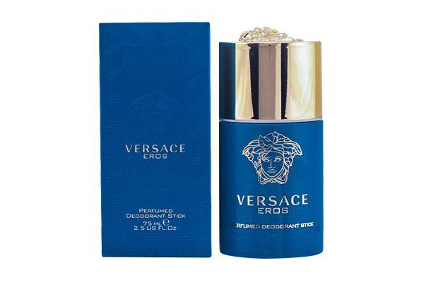 Lăn khử mùi nước hoa Versace Eros Perfumed Deodorant Stick 75ml