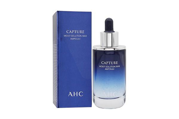 Tinh Chất Cấp Ẩm Cho Da AHC Capture Moist Solution Max Ampoule 50ml