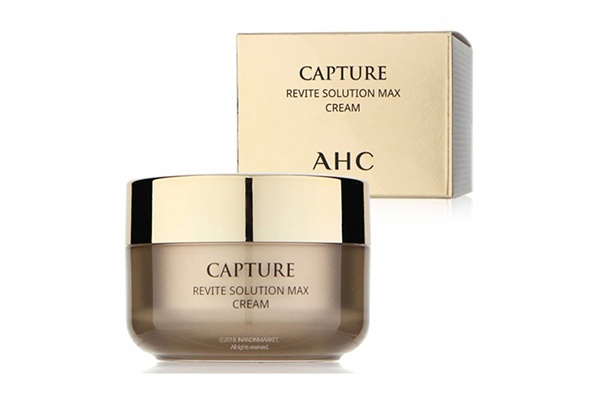 Kem chống lão hóa AHC Capture Revite Solution Max Cream 50ml