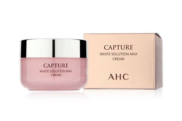 Kem dưỡng trắng AHC Capture White Solution Max Cream 50ml