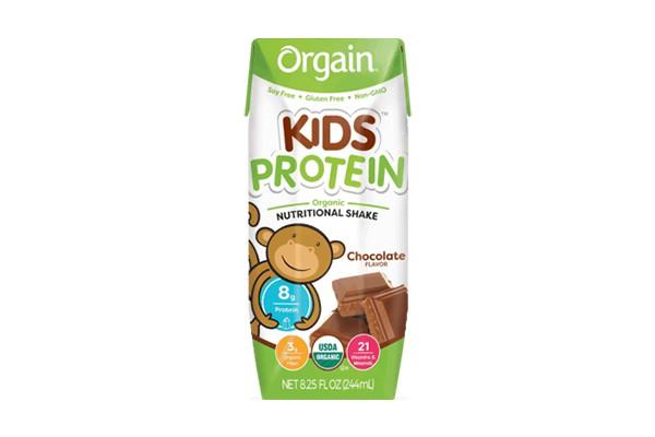 Sữa hữu cơ Organic Kids Protein vị chocolate của Mỹ