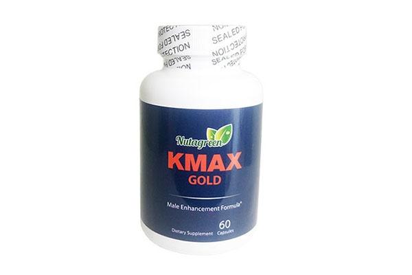 Viên uống hỗ trợ sinh lý nam Kmax Gold của Mỹ