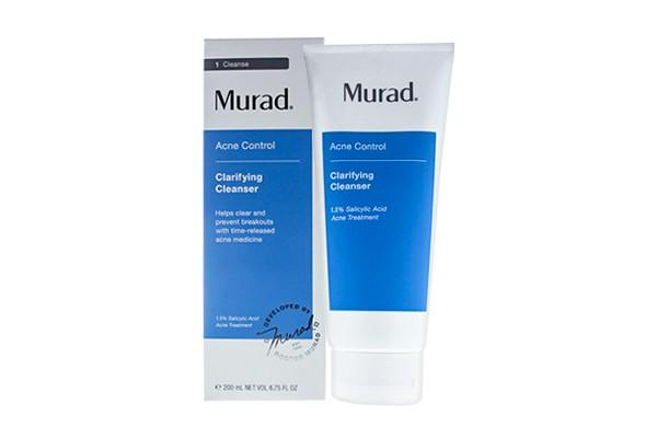 Sữa rửa mặt Murad Clarifying Cleanser cho da mụn 200Ml