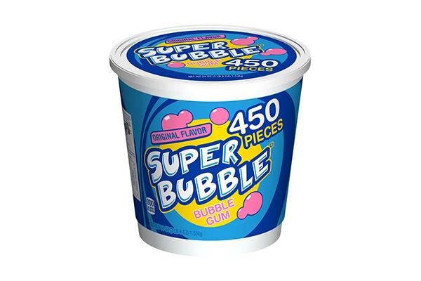 Kẹo cao su bong bóng Super Bubble