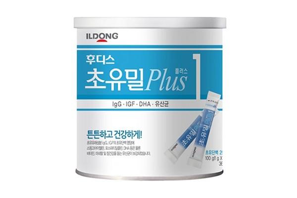 Sữa Non ILDONG số 1 Hàn Quốc lon 100 thanh/1g (trẻ từ 0-12 tháng)