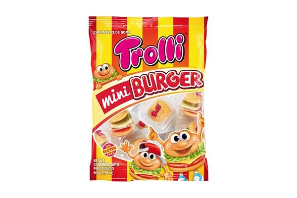 Kẹo dẻo Trolli Mini Burger