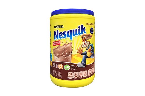 Bột ca cao Nesquik 1.18kg