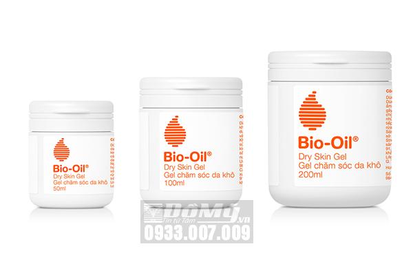 Gel Dưỡng Ẩm Dành Cho Da Khô Bio-Oil Dry Skin Gel 200ml