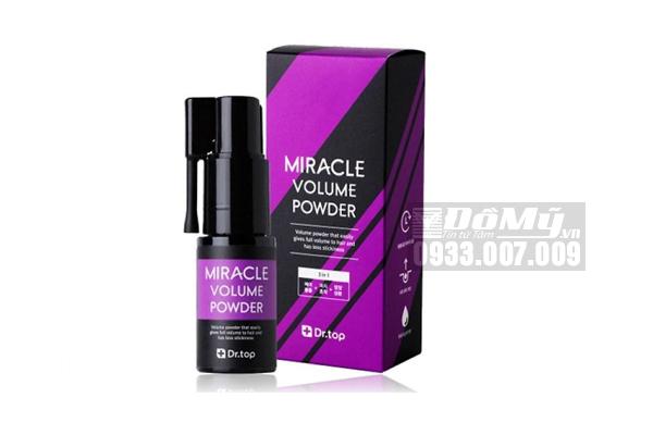 Phấn làm phồng, chống bết tóc Rire Dr.Top Miracle Volume Powder 3.5g