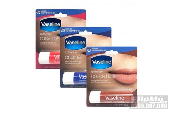 Son Dưỡng Môi Dạng Thỏi Vaseline Lip Therapy